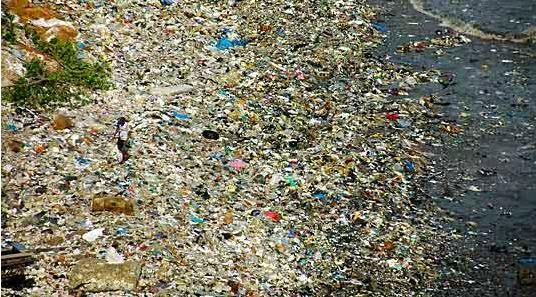 plastification-beach